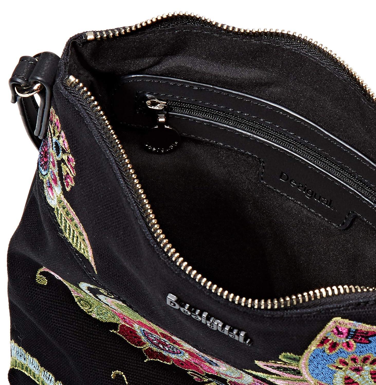 DESIGUAL ANUBIS KAUA Messenger//Shoulder bags women Pink Shoulder bags Fucsia