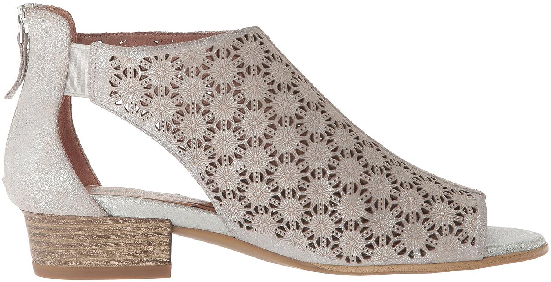 Tamaris 28140-20 Damen Elegante Sandalette Aus Glattleder 'Touch-it'-Innensohle, Groesse 36, Cognac