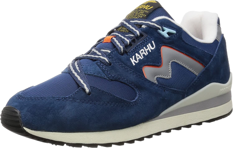 Karhu síncrono clásica Sneaker Azul f802514, (Azul), 40.5: Amazon.es: Zapatos y complementos