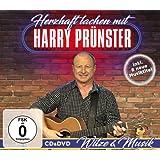 Herzhaft lachen mit Harry Prünster - Witze & Musik (inkl. 8 neue Musiktitel)