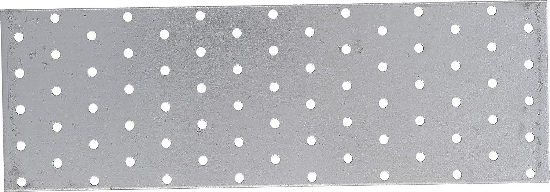 T/ôle d/'acier perfor/ée 300 x 100/mm Kraftmann 80787