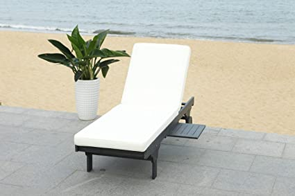 Amazon.com: Safavieh Outdoor Collection Newport - Sillón con ...