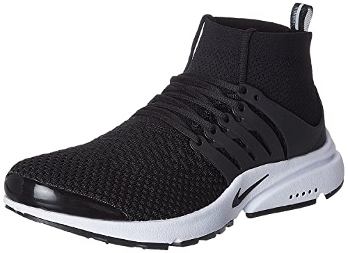 promo code 8c42f 2fc4b Nike Men s Air Black Presto Ultra Flyknit Running Shoes ...