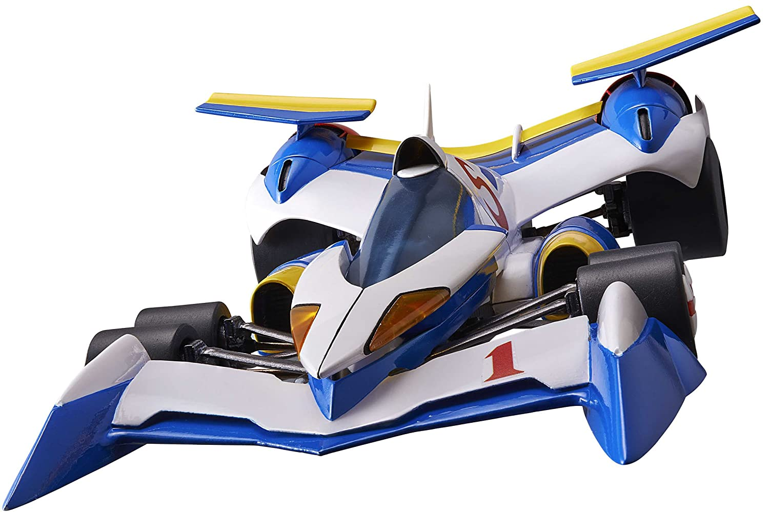 Megahouse Variable Action CF: Super ASURADA Figur (akf-11 Version)