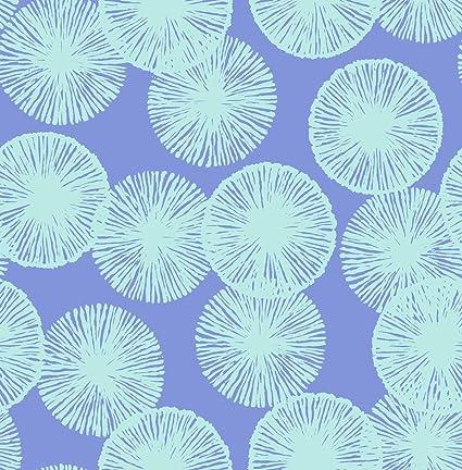 Herma Sand Dollar Wallpaper Bolt Light Blue Periwinkle