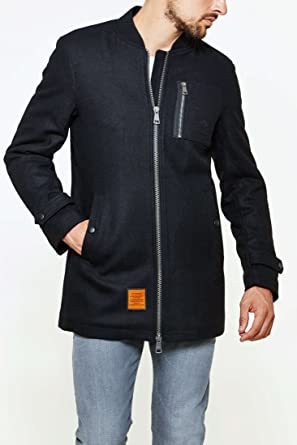 M Bombers Bomber Vêtements Noir Homme Et Franklin Xl 1qdrdw5H