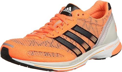 adidas Adizero Adios 2, Chaussures de Running Femme Orange