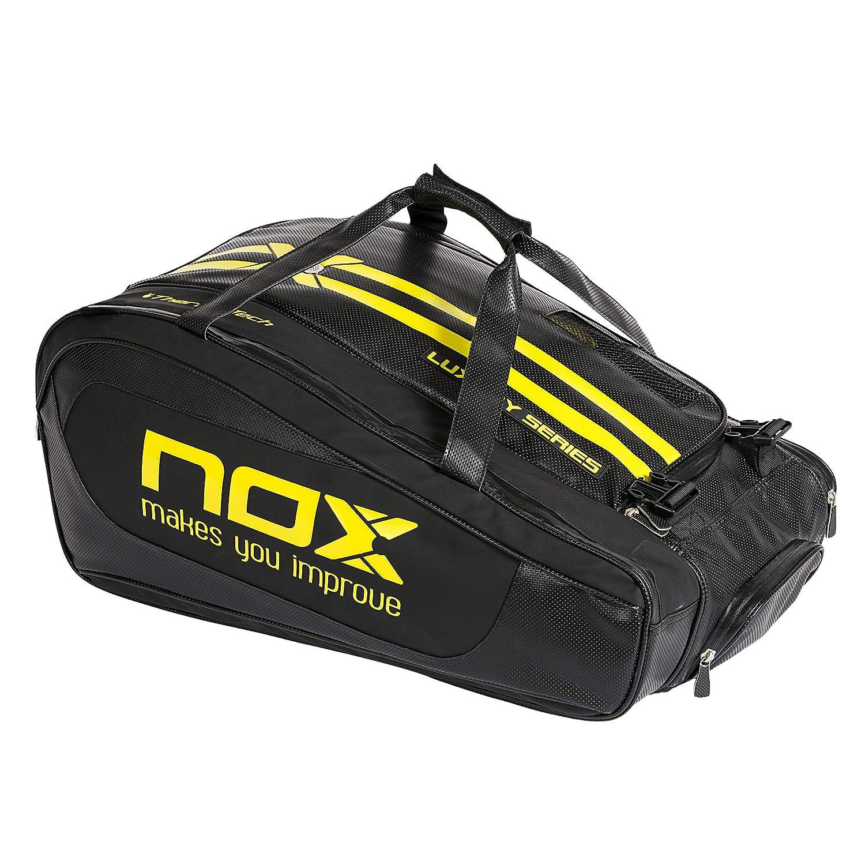 NOX Trolley Luxury Miguel Lamperti Paletero, Deportes, Negro, 65,5 x 30 x 35 cm.: Amazon.es: Deportes y aire libre