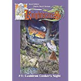 Cauldron Cooker's Night (An Epic Fantasy Adventure Series, Knightscares #1)