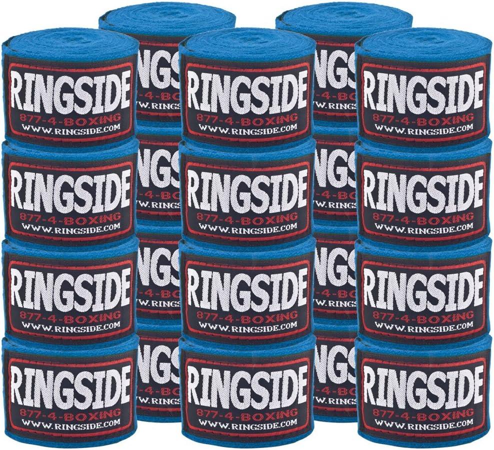 Pack of 10 Ringside Cotton Standard Boxing Handwrap