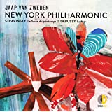 Stravinsky: Le Sacre du printemps; Debussy: La Mer