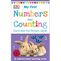 Image for My First Touch and Feel Picture Cards: Numbers and Counting (My 1st T&F Picture Cards)