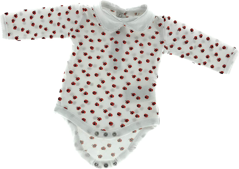 jbc 2er Set Baby Bio Baumwolle Body Kleinkind 0-24 Monate Motiv Gold P/ünktchen