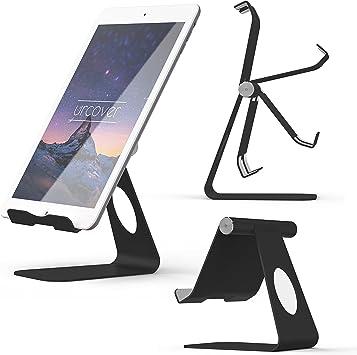 Urcover Soporte Universal Smartphone, Base Tablet en Aluminio ...