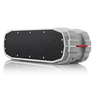 BRAVEN BRV-X Portable Wireless Bluetooth Speaker [12 Hour Playtime][Waterproof]