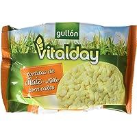Vitalday Gullon Tortitas Maíz -108 gr
