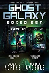 Ghost Galaxy Omnibus: Includes 2 complete series in one giant omnibus! Kindle Edition