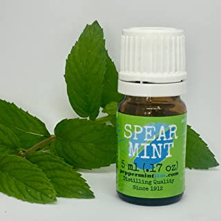product image for Peppermint Jim's Essential Oil (Spearmint 5 ml)
