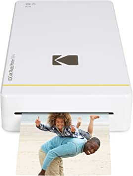 Amazon.com: Mini impresora portable para fotos Kodak &ndash ...