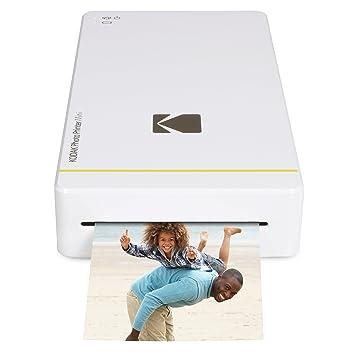 kodak mini portable mobile instant photo printer wifi u0026 nfc compatible wirelessly