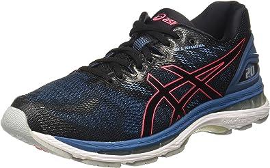 Asics T800N-003 - Zapatillas de Running de Malla para Hombre: Amazon.es: Zapatos y complementos