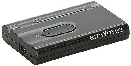 heartmath emwave2, Charcoal Gray by emWave