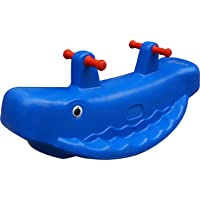 eHomeKart Plastic Playgro - 402 Whale Rocker for Kids (Colour May Vary)