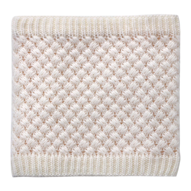 Epeius Kids Girls//Boys Winter Knitted Infinity Scarf Polar Fleece Neck Warmer
