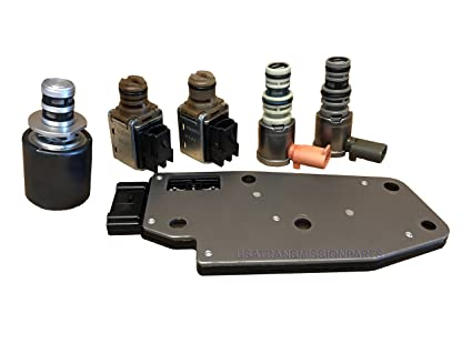 Amazon com: Rebuilt 4l60e 4l65e Shift Solenoid Kit 6pc 96-02