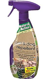 STV International Defenders de perro y gato Spray repelente al - 750 ml