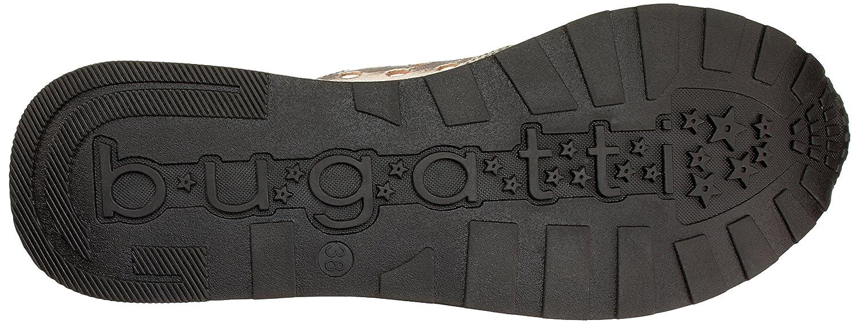 Bugatti Damen 422404013414 OffWeiß Sneaker Weiß (Metallics / OffWeiß 422404013414 9021) 155a02