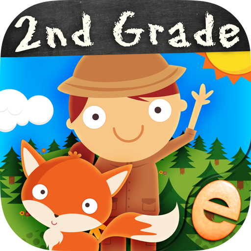Animal Second Grade Math Games for Kids with Skills Free: The Best 1st, 2nd and 3rd Grade Numbers, Counting, Addition and Subtraction Activity Games for Boys and Girls (2nd Grade Games)