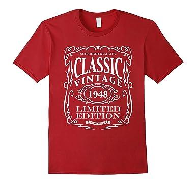 Mens Vintage 1948 T Shirt