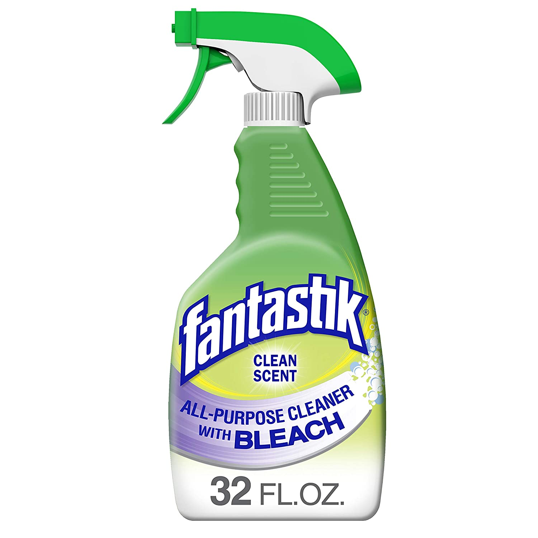 Fantastik All Purpose Cleaner With Bleach 32 Fl Oz
