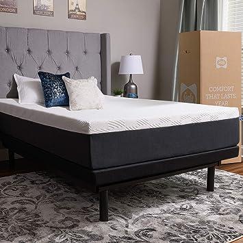 Amazon.com: Sealy - Colchón de espuma con efecto memoria ...