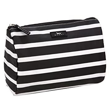 2c1819bf486b SCOUT PACKIN' HEAT Large Makeup Bag, Water-Resistant Toiletry and Makeup  Pouch for Women with...