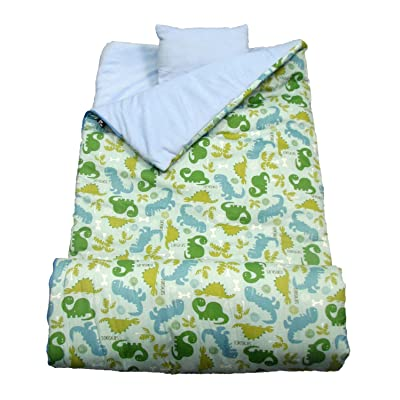 SoHo Kids Sleeping Bag 50 Degree, Dino Park: Home & Kitchen