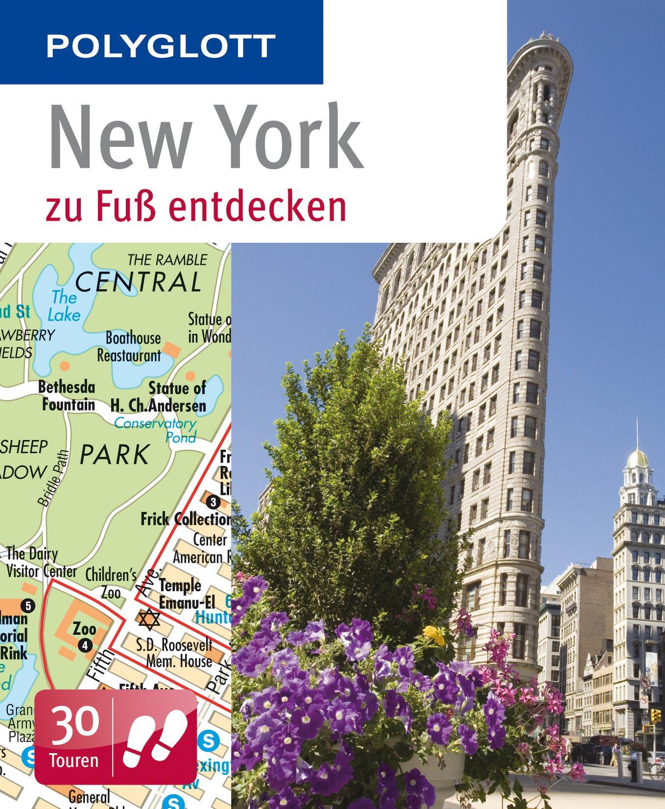 POLYGLOTT Reiseführer New York zu Fuß entdecken (POLYGLOTT zu Fuß entdecken)
