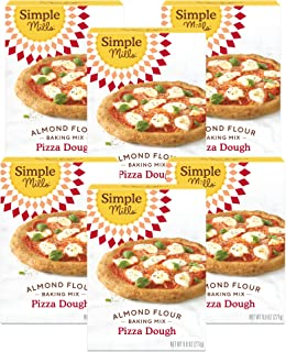 product image for Simple Mills Almond Flour, Cauliflower Pizza Dough Mix, Gluten Free, Made with whole foods, 6 Count (Packaging May Vary)