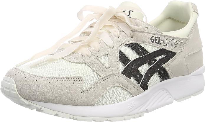 Asics Gel-Lyte V, Zapatillas de Running para Mujer, Beige (Cream Black 0090), 44.5 EU: Amazon.es: Zapatos y complementos