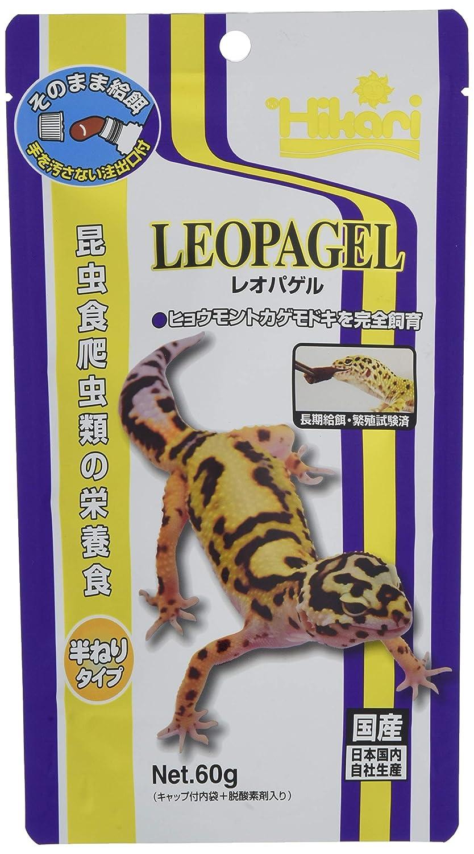 Hikari(ひかり) レオパゲル 昆虫食爬虫類用 60g