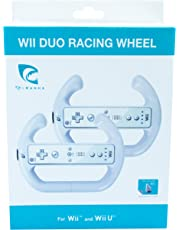 Wii, WiiU - Duo Racing Wheel