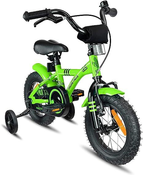 Prometheus Bicicletta Per Bambini E Bambine Da 3 Anni Nei Colori