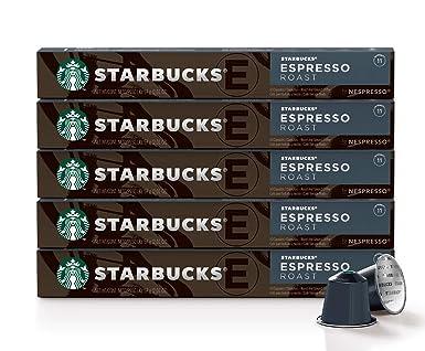 Starbucks by Nespresso, Espresso Dark Roast