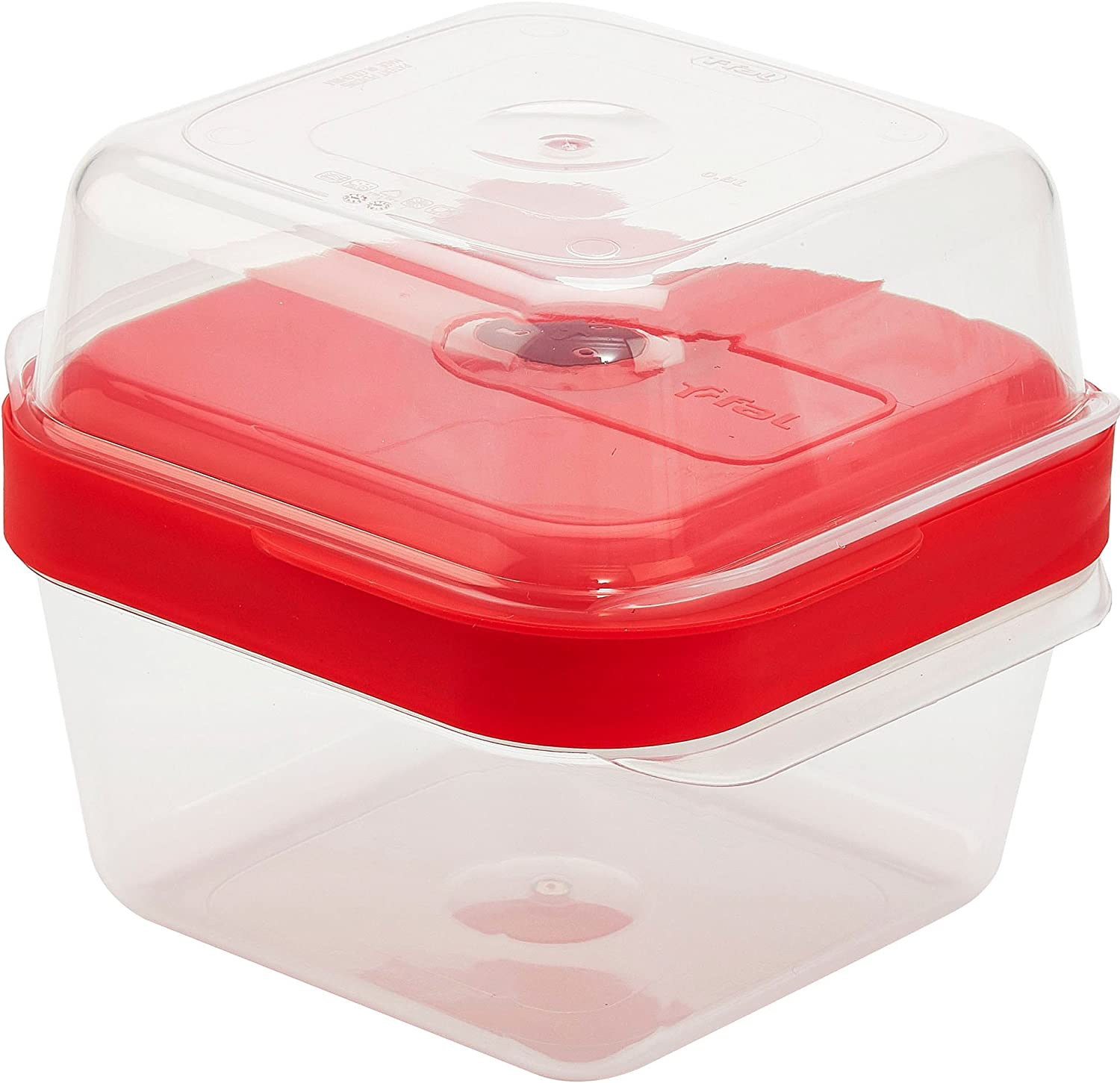 T-fal Thermoseal Lunch Combo, Red