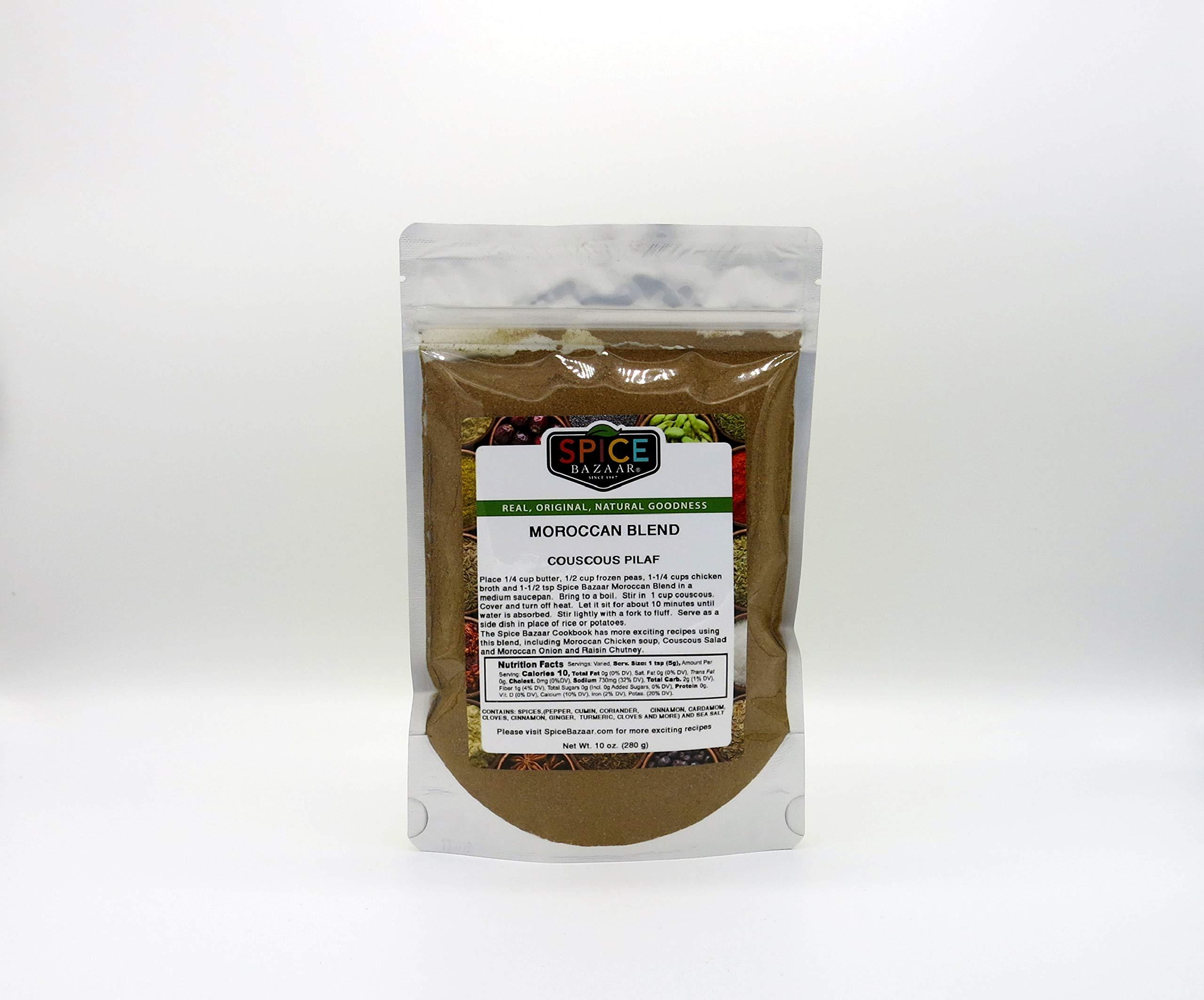 Spice Bazaar Moroccan Blend - 9.75 oz