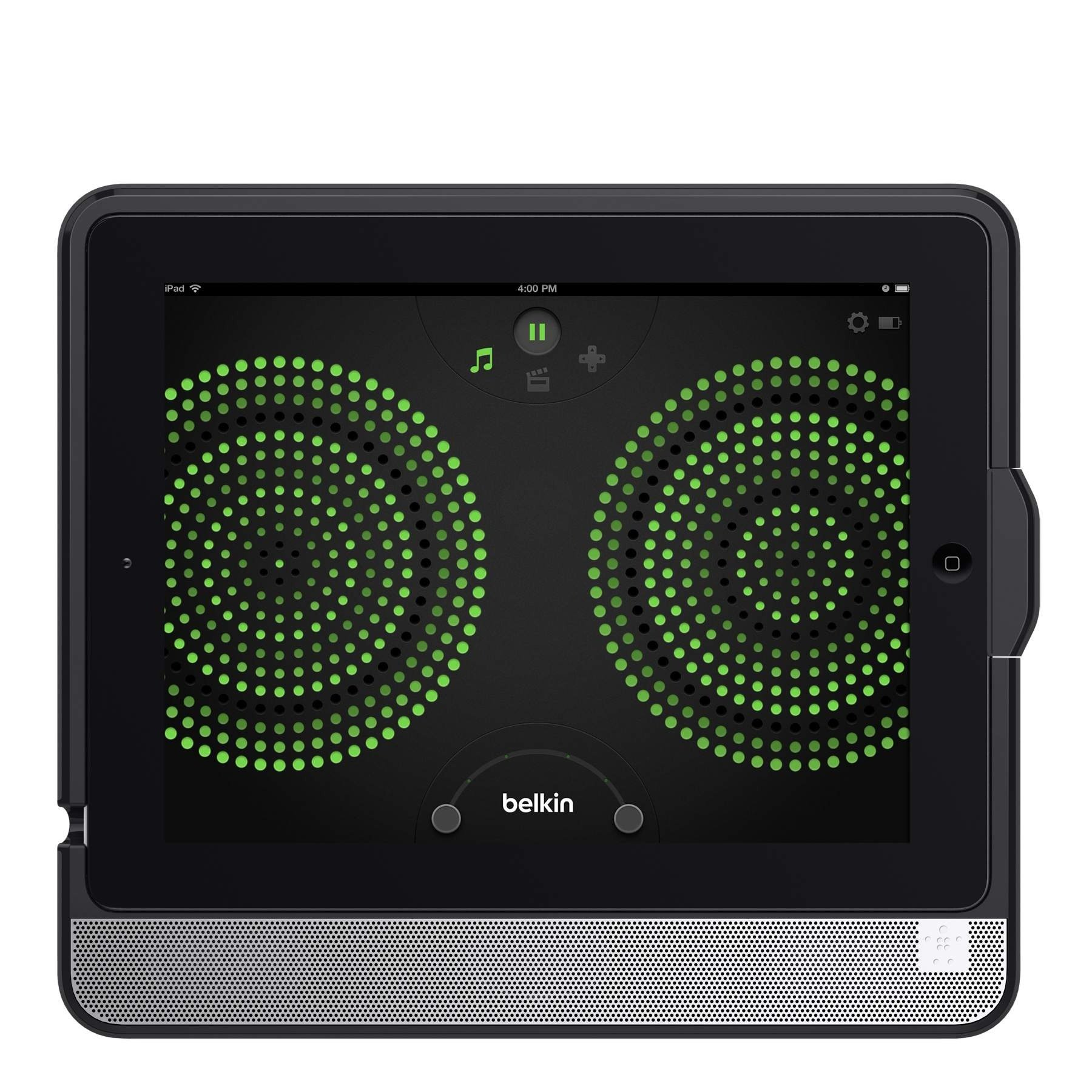 Belkin Thunderstorm Handheld Home Theater Speaker and Case for iPad 4 with Lightning Connector by Belkin (Image #2)