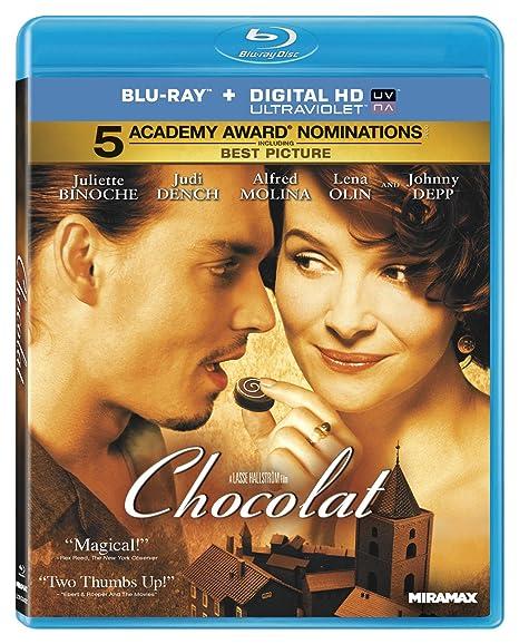 Chocolat 2000 Edizione: Stati Uniti USA Blu-ray: Amazon.es ...