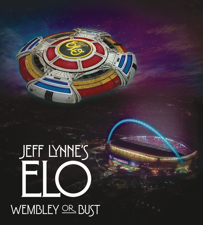 Resultado de imagen de Jeff Lynne's ELO - Wembley or Bust