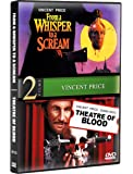 From A Whisper To A Scream / Theatre Of Blood [DVD] [Region 1] [NTSC] [US Import]